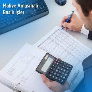 Maliye Anlaşmalı Basılı İşler 400*400