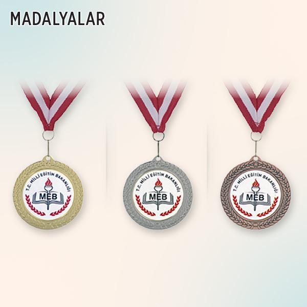 Madalya çeşitleri Ve Baskı Seçenekleri
